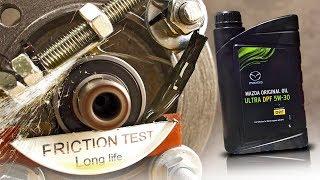 Mazda Dexelia Ultra dpf 5W30 Jak skutecznie olej chroni silnik?