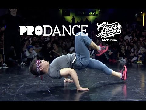 Lussy Sky & Grom Vs Stuart & Weapon X | 1ST ROUND | GROOVE SESSION 2017