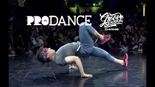 Lussy Sky & Grom vs Stuart & Weapon X   1ST ROUND   GROOVE SESSION 2017