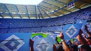 HSV fans letzter Tag in der Bundesliga