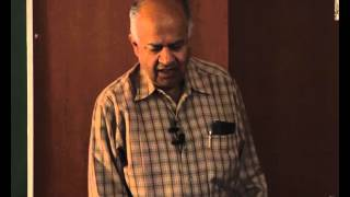 Lecture on Cosmology by Prof. J. V. Narlikar # 03