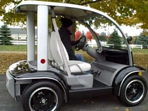 2002 Ford Think Neighbor - Th!nk - 72 volt electric car - LSV NEV golf cart & 2002 Ford Think Neighbor - Th!nk - 72 volt electric car - LSV NEV ... markmcfarlin.com