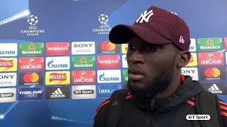 """Some players were hiding."" Lukaku critical of teammates after Sevilla loss"