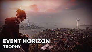 inFamous: First Light – EVENT HORIZON Trophy Guide