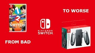 Nintendo Switch: From Bad to Worse