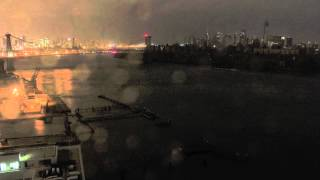 SandyTL Time-Lapse of Sandy Hitting NYC