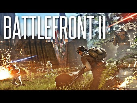 CONQUERING THE DEATH STAR - Star Wars Battlefront 2 Multiplayer Gameplay