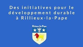 Lauréats Challenge Cit'ergie 2018 / Ville de Rillieux-la-Pape