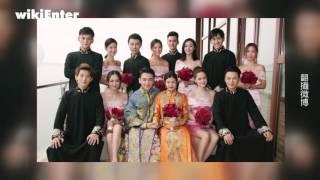 藝人陳妍希和中國演員陳曉19日在北京舉行盛大婚禮,眾多參加婚禮的演藝...