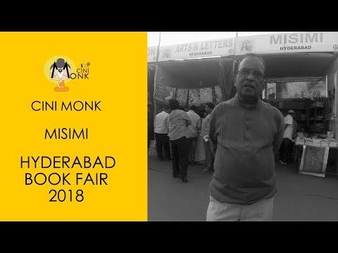 "HYDERABAD BOOK FAIR ""MISIMI"" Publications  2018 | CINIMONK"