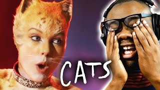 CATS Movie Trailer 2 Reaction - MOVIE OF THE YEAR 2019 | Black Nerd