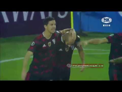 Palestino vs RIver Plate (0-2) Copa Libertadores 2019 - Fase Grupos 5 - Resumen FULL HD