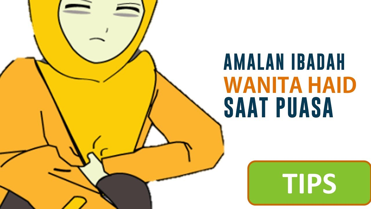 Hasil gambar untuk wanita yang sedang haid ketika bulan ramadhan