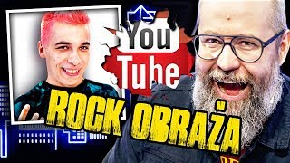 ROCK OBRAŻA YOUTUBERÓW!