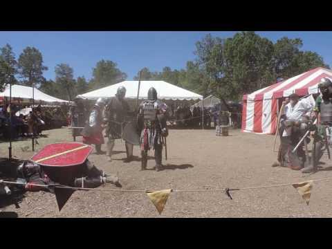 Banneret Tournament Round 2 Fight 3