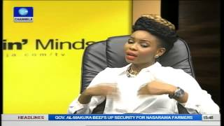 Johnny Is An Experience About A Guy That Left Me -- Yemi Alade