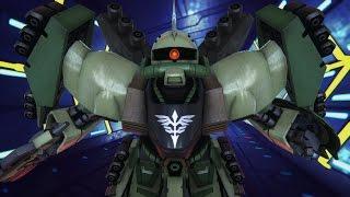 Zaku F.F.E.T (Full Funnel Equipment Type) Custom Build Request - Gundam Breaker 3 (English)