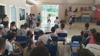 Rio Pardo/RO - Dia da Consciência Negra  Capoeira - Vídeo 397 - Deus seja louvado
