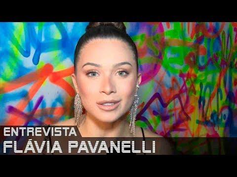 As Aventuras de Poliana - Entrevista com Flavia Pavanelli