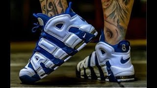 Authentic Nike Air More Uptempo Men