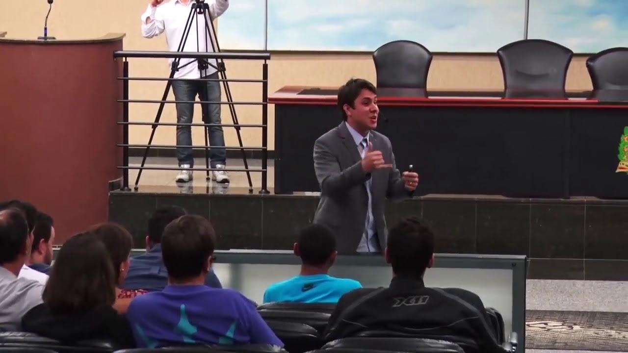 Palestra Motivacional Palestrante Motivacional átila Siqueira