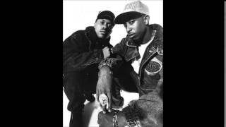 Gang Starr - Just To Get A Rep (Instrumental)