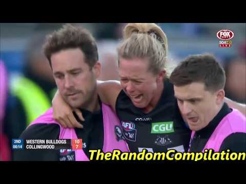 Women Sports Injury Compilation Part 51