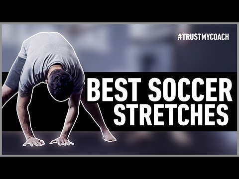 FULL Stretching Routine for Soccer & Football Players ⚽️ Increase Your Flexibility