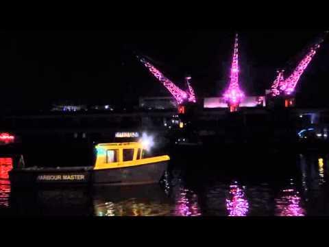 Crane Dance - Bristol Docks Heritage Weekend