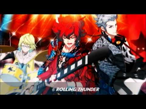 Rolling Thunder (Bakumatsu Rock Triangle Rock'n'Roll) Full Ver.