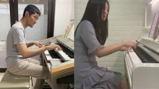 I Got Rhythm (George Gershwin) Duet Electone Piano Dionisius Clyde - Winnie Oscar