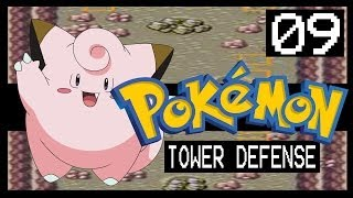 POKEMON TOWER DEFNSE WALKTHROUGH - MT.MOON 02