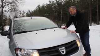Dacia Duster, Sandero, Lodgy 2013 Test - Store billige biler