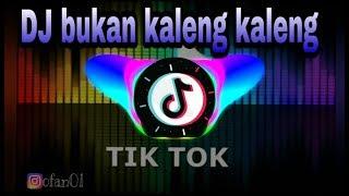 DJ TIK TOK TERBARU FERGUSO BUKAN KALENG KALENG REMIX