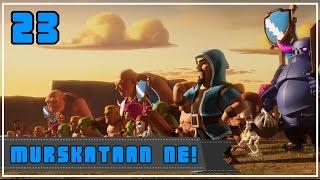 Clash of Clans: Osa 23 - Murskataan ne!