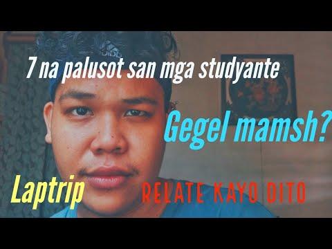 7 na palusot ng mga studyante