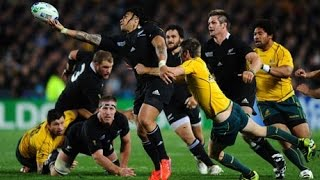 RWC 2011 SF2- New Zealand vs Australia 1st Half