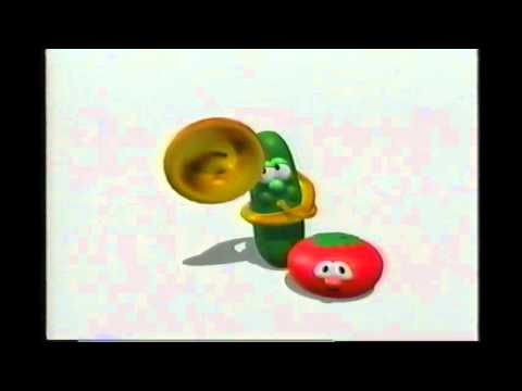 VeggieTales Theme (RARE 1993 version) [READ DESCRIPTION]