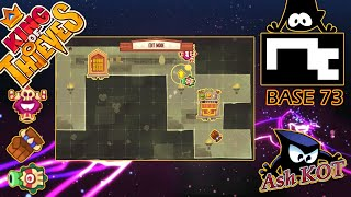 King Of Thieves - Insane Base Defences Base 73  with Random Traps
