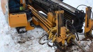 видео Прокладка трубопровода, методы прокладки трубопроводов