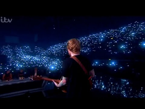 Thumbnail: Ed Sheeran - Photograph (live)