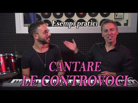 CANTARE LE CONTROVOCI 2 - Esempi pratici per imparare...