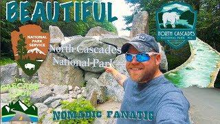 Hiking, Biking, & Camping North Cascades National Park