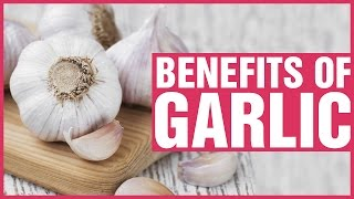 HEALTH BENEFITS OF GARLIC | USES OF GARLIC for Skin & Hair | लेहसुन के फायदे