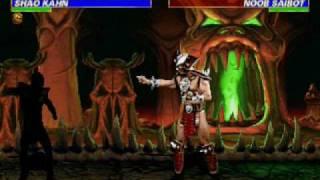 Mortal Kombat Trilogy PSX Playthrough with Shao Kahn 1/2 thumbnail