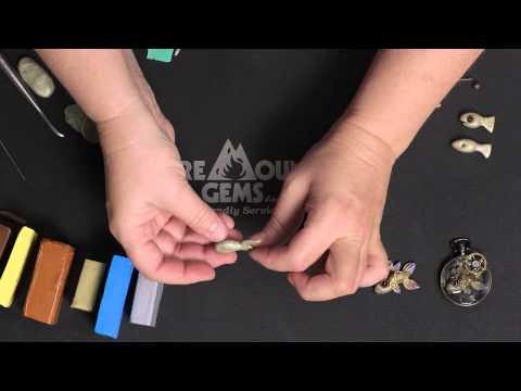 Creating A Polymer Clay Steampunk Fish