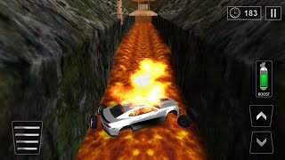Deadly Race (Speed Car Escape 3D) - Gameplay Android