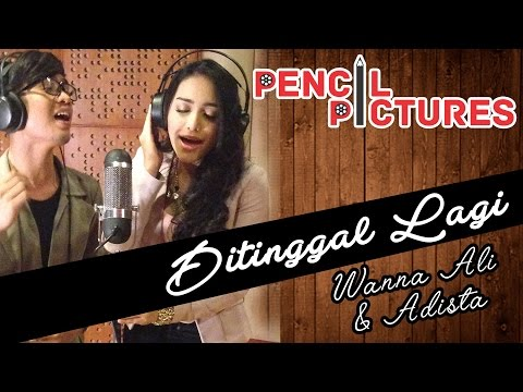 Di Tinggal Lagi - Wanna Ali & Adista