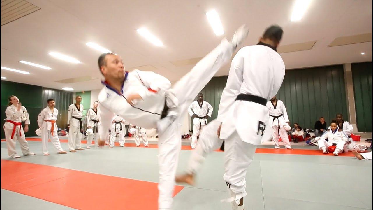 Download Taekwondo avec Ludovic Vo