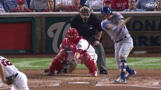 NYM@WSH: Rivera puts Mets on board with RBI single